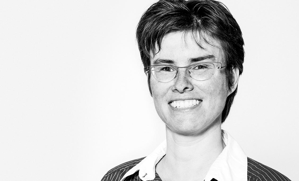 Linda Schouten, adviseur zorg en welzijn voor Team Sportservice