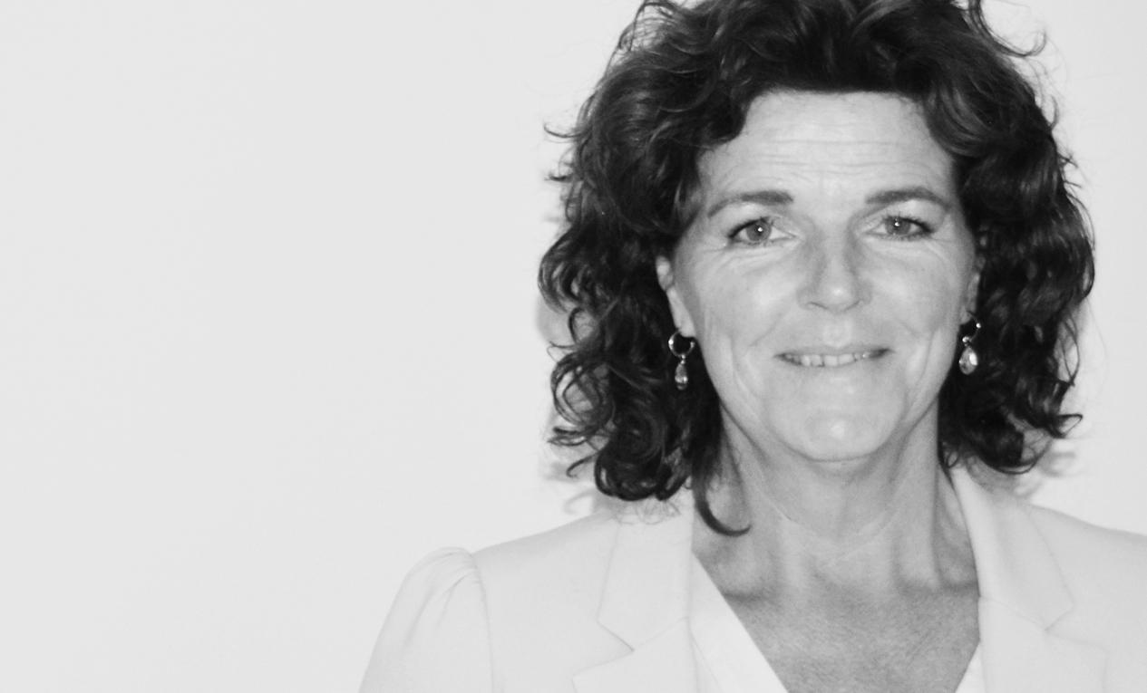 Helen van Vliet van Team Sportservice Zuid-Holland