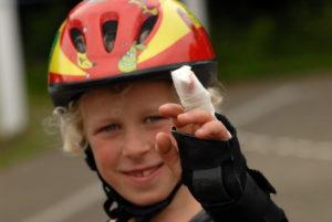 Maak de kans op een blessure bij uw leden kleiner! met onze bijeenkomst Eerste Hulp bij sportongevallen