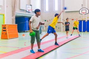 Een vakleerkracht bewegingsonderwijs ontlast uw groepsleerkracht