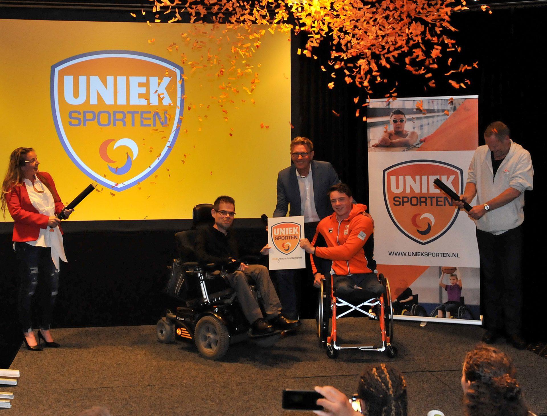 De website en app Uniek Sporten is gelanceerd in de regio Holland Rijnland