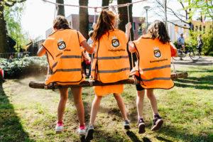 Koningsspelen team sportservice